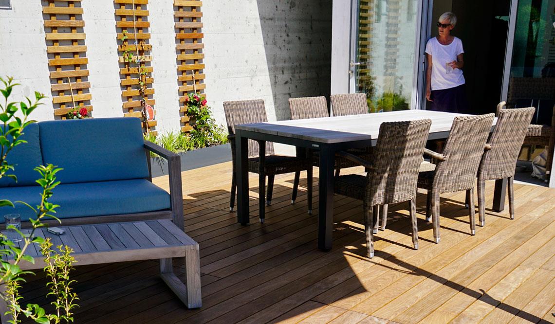Hufschmid Gartenbau Ag Terrassengestaltung